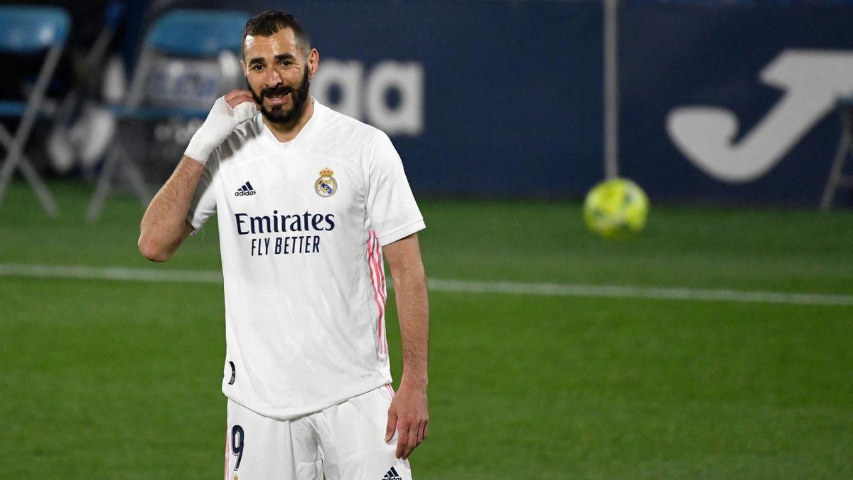 Карим Бензема («Реал» Мадрид)