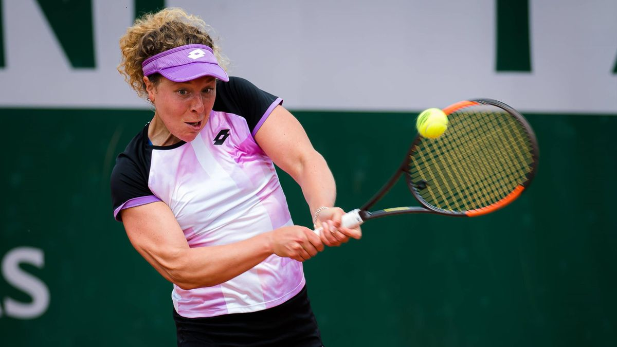 Anna-Lena Friedsam - French Open Qualifikation