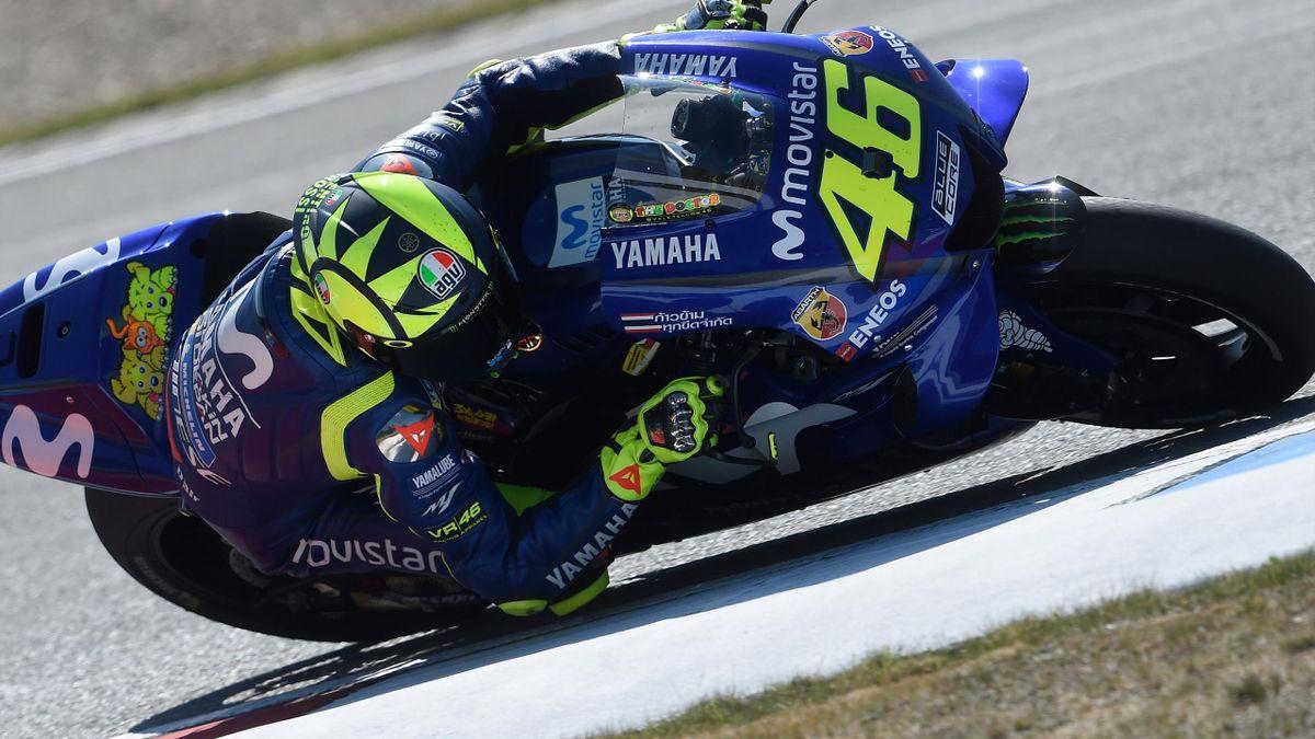 Valentino Rossi FP GP Brno