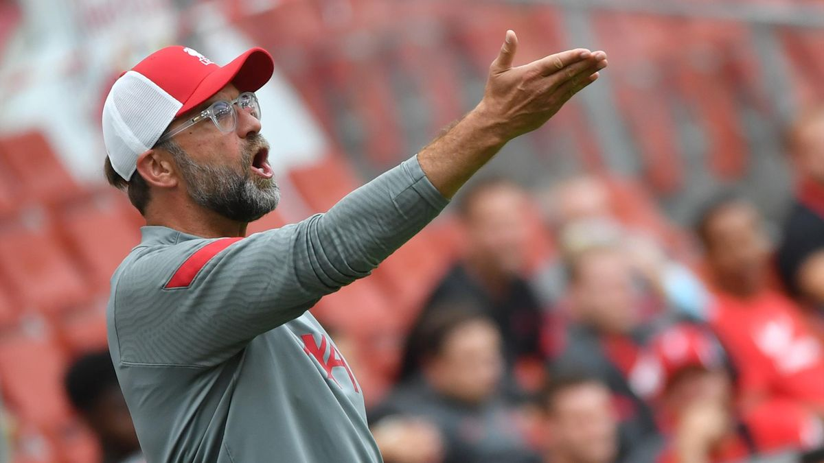 Jürgen Klopp, antrenorul lui Liverpool