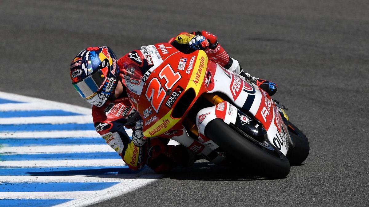 Moto2 Spanje | Eerste overwinning Di Giannantonio op dominante wijze
