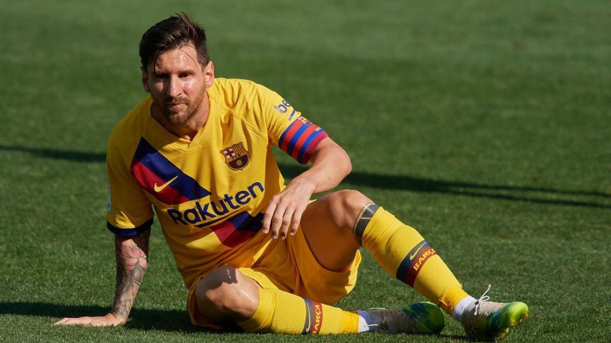 Lionel Messi steht noch bis 2021 beim FC Barcelona unter Vertrag. Möglicherweise verlässt er Barça aber schon 2020