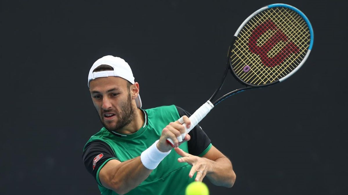 Stefano Travaglia - Australian Open 2021