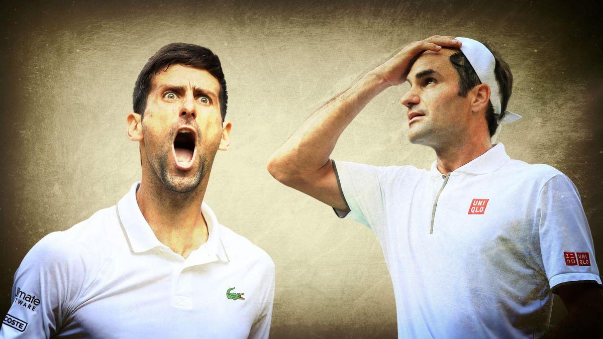 Novak Djokovic vs Roger Federer
