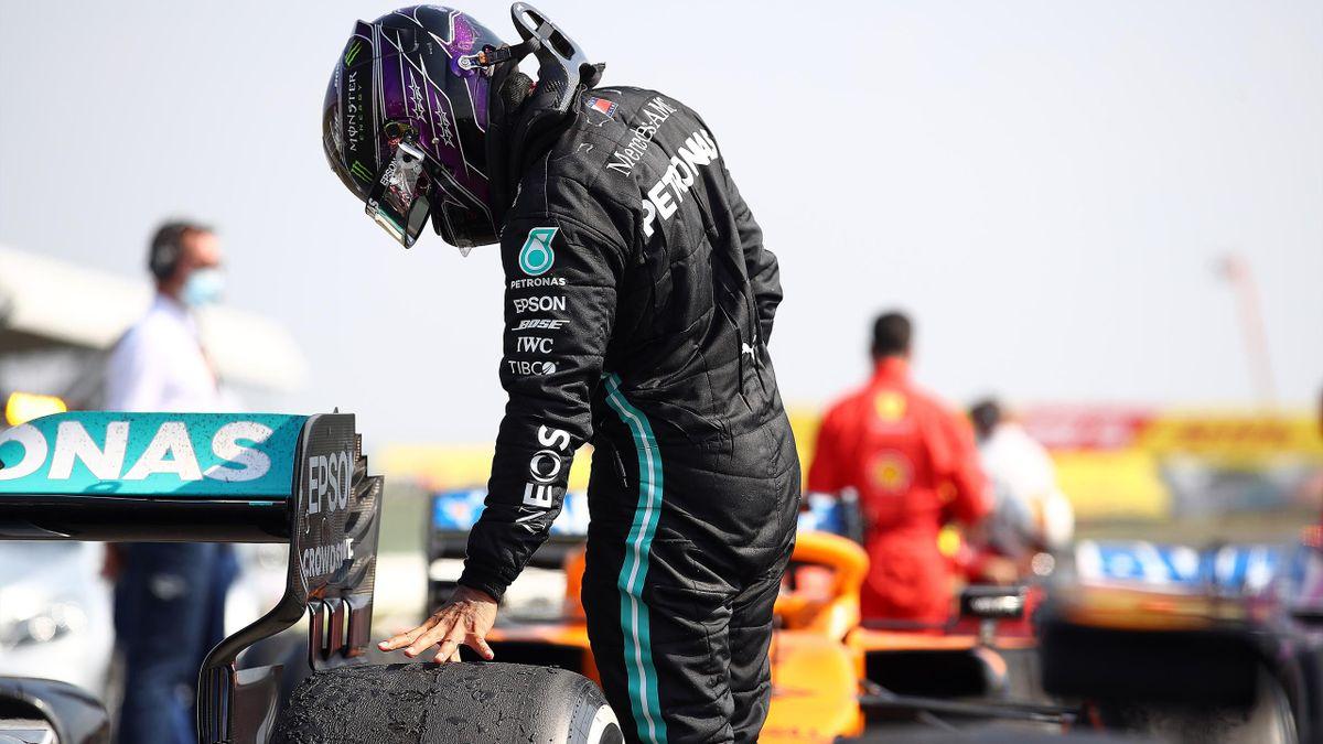 Lewis Hamilton von Mercedes