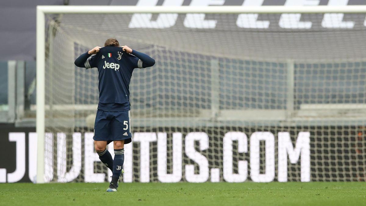 Il disappunto di Arthur, Juventus-Benevento, Serie A 2020-21, Getty Images