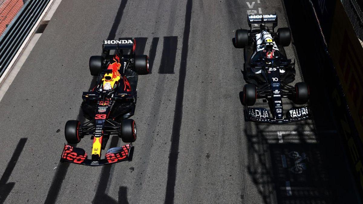 Max Verstappen (Red Bull) - GP of Monaco 2021