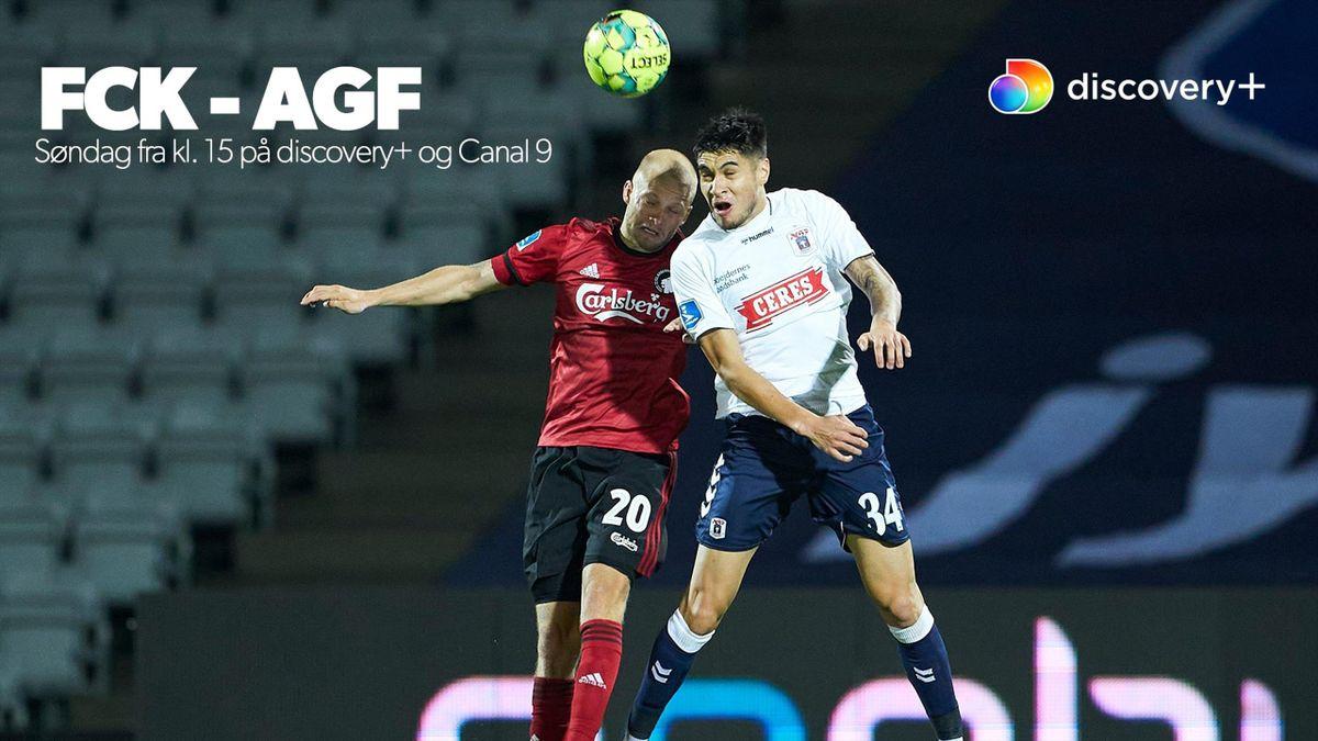 Stem på dine favoritspillere fra FC København og AGF på hver position i artiklen.