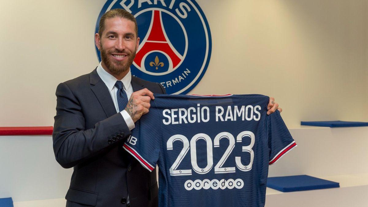 "Ramos : ""Un projet très attractif avec de grands joueurs"""