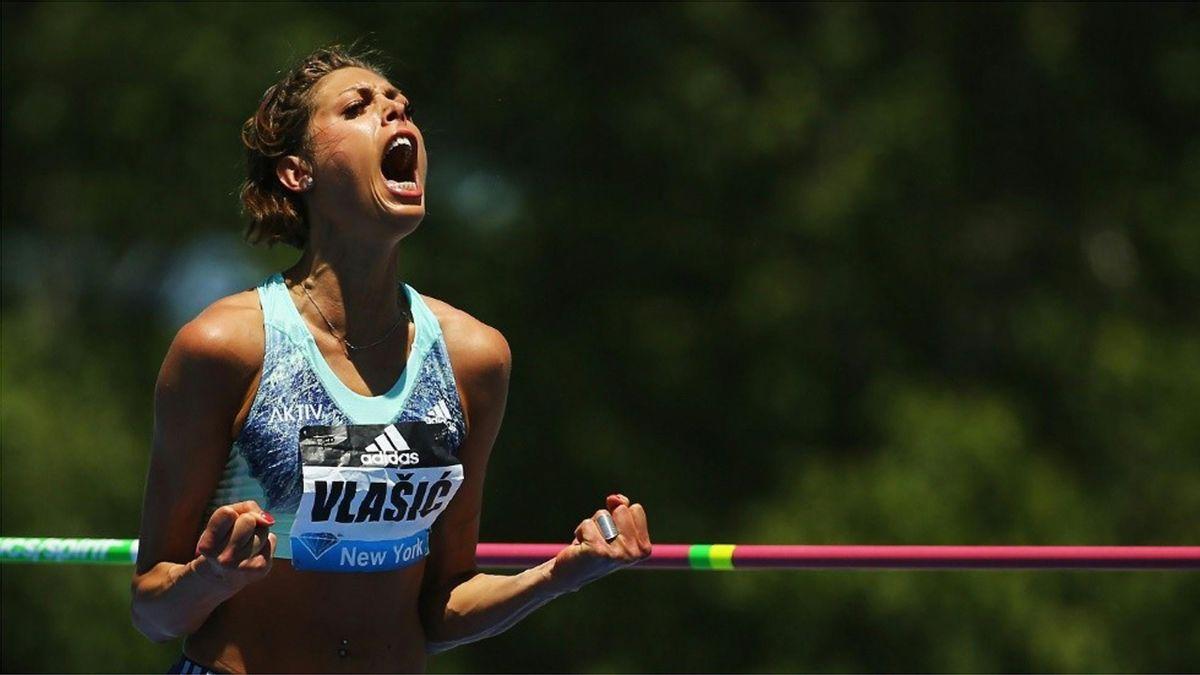 Hochspringerin Blanka Vlasic will zur WM fit sein