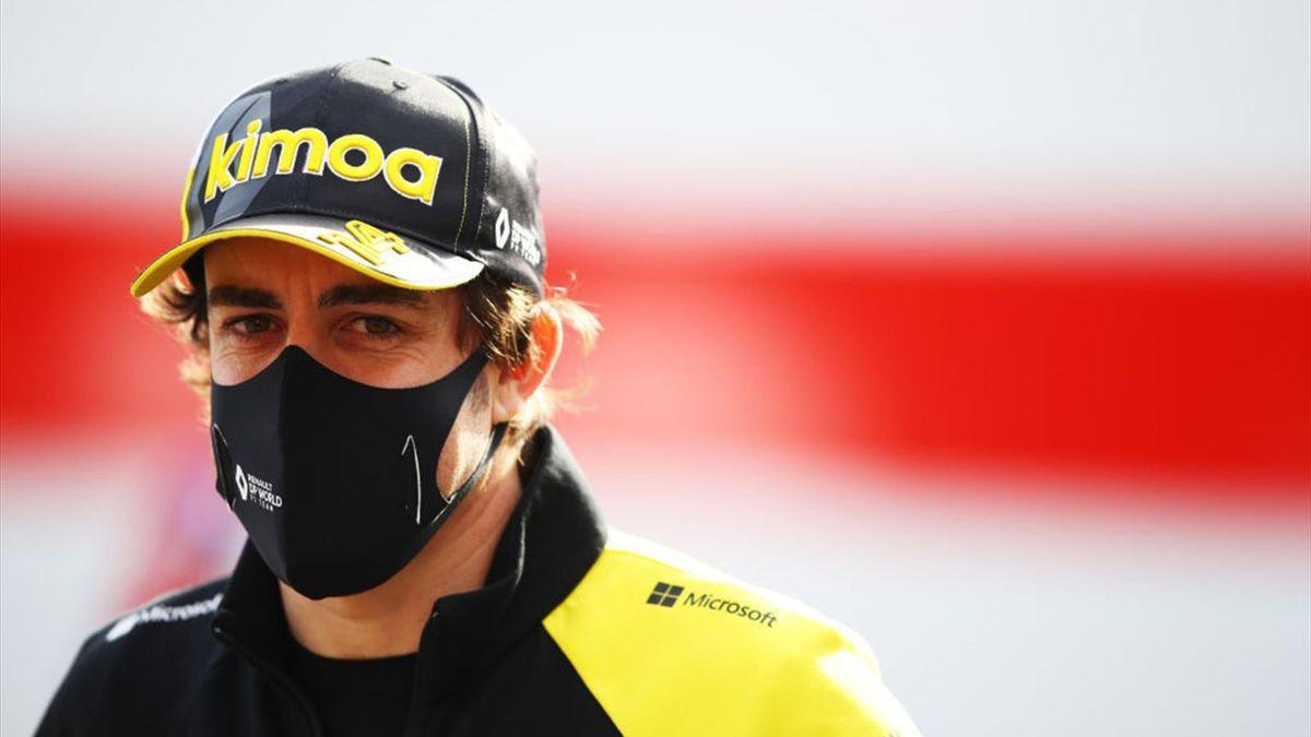 Fernando Alonso wird wahrscheinlich rechtzeitig zum Formel-1-Saisonauftakt wieder fit