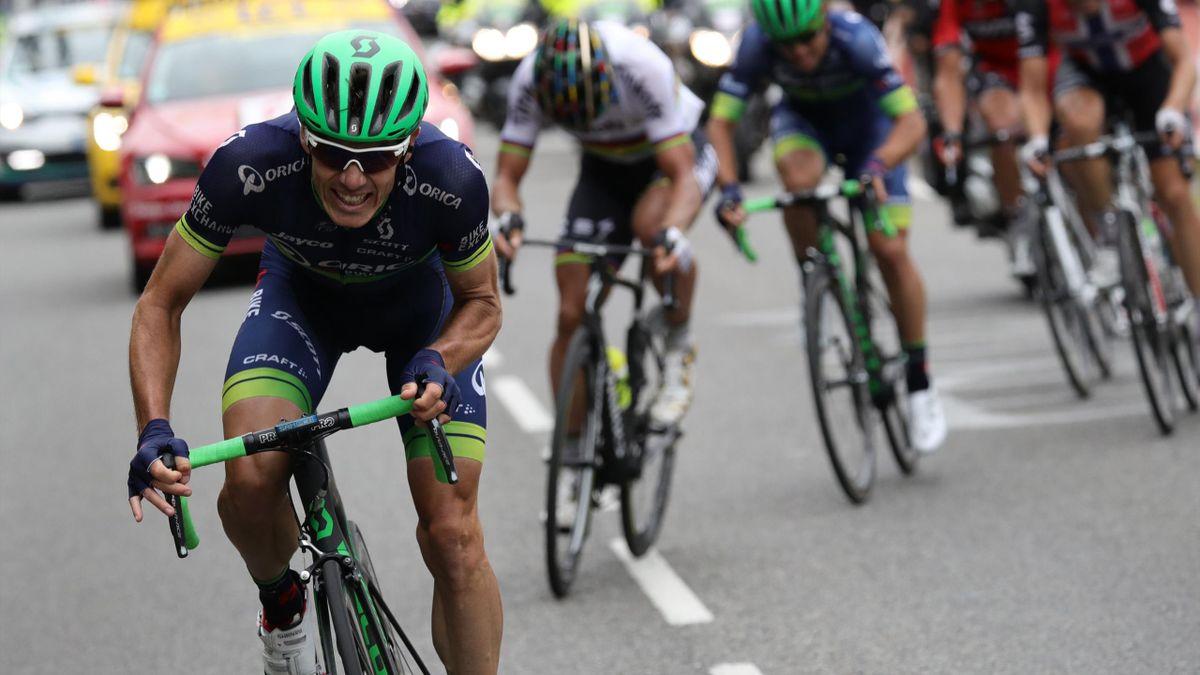 Daryl Impey vinner sjette etappe av Katalonia Rundt