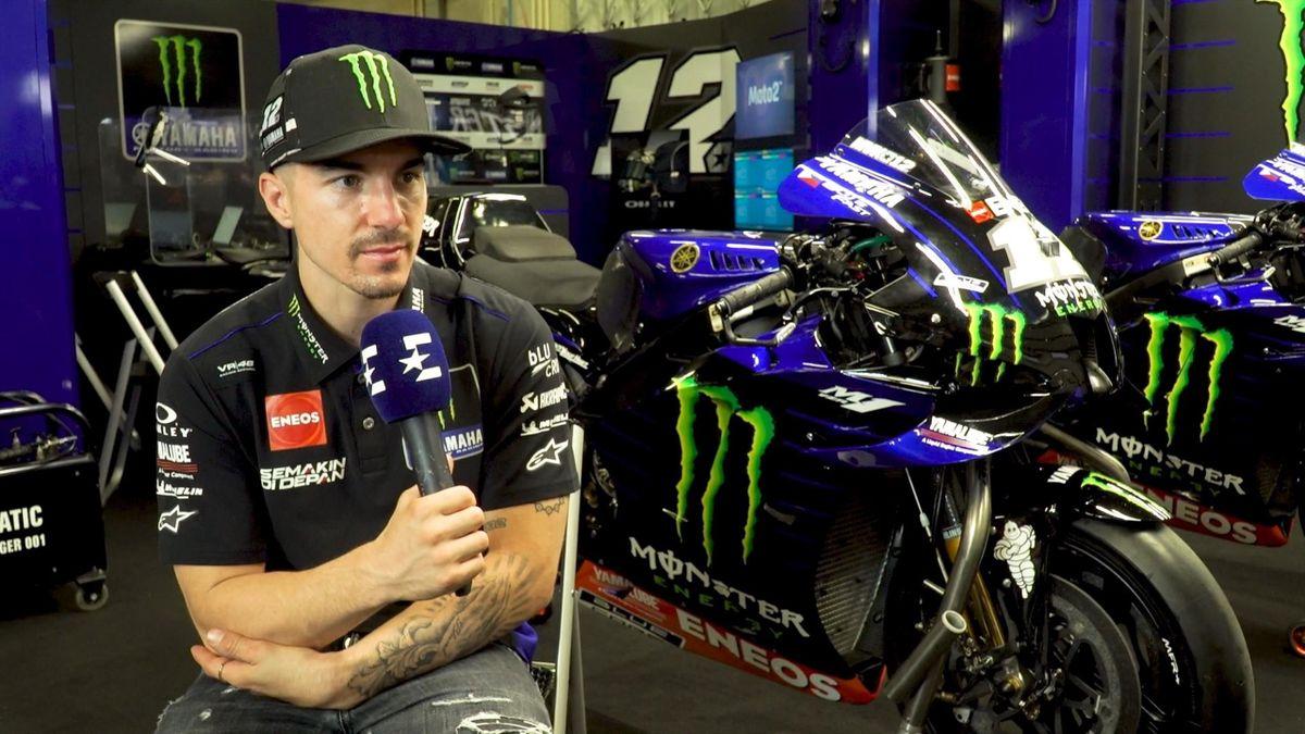 MotoGP Interview   Maverick Vinales