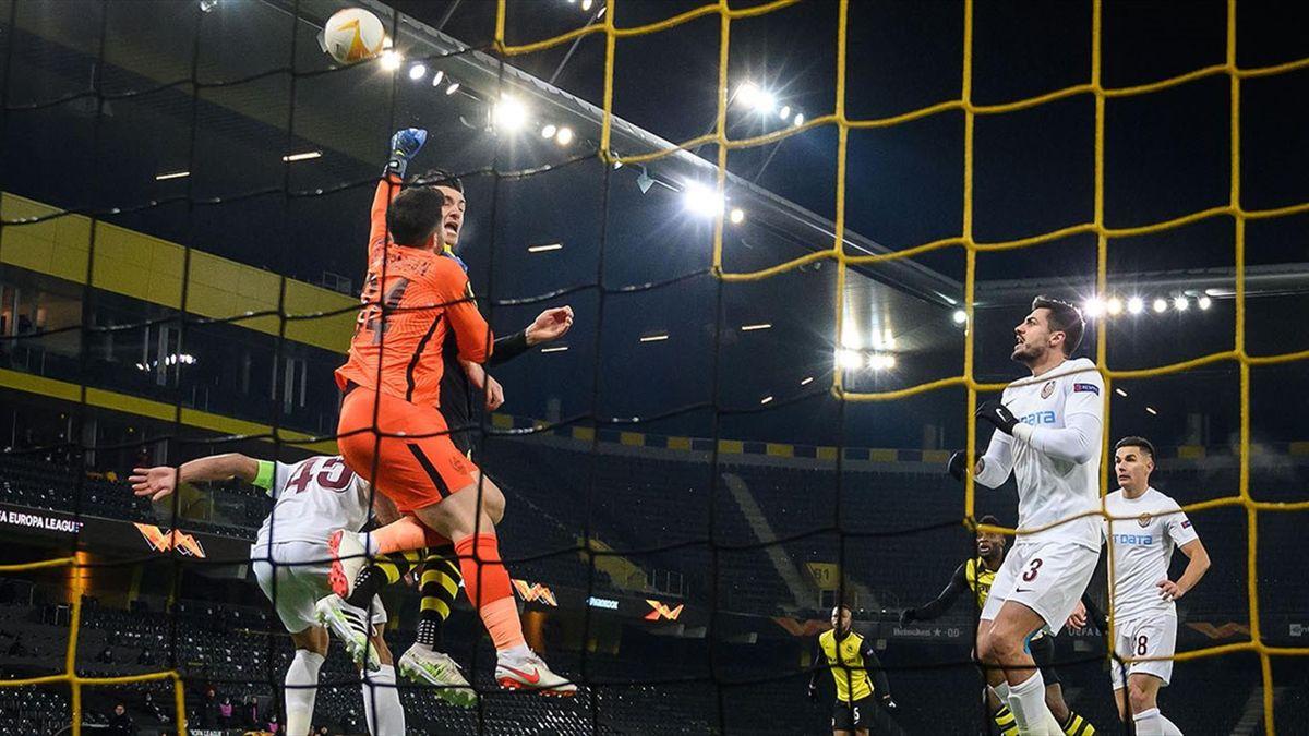 Young Boys - CFR Cluj 2-1