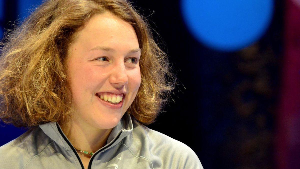Laura Dahlmeier bei Olympia 2018 in Pyeongchang