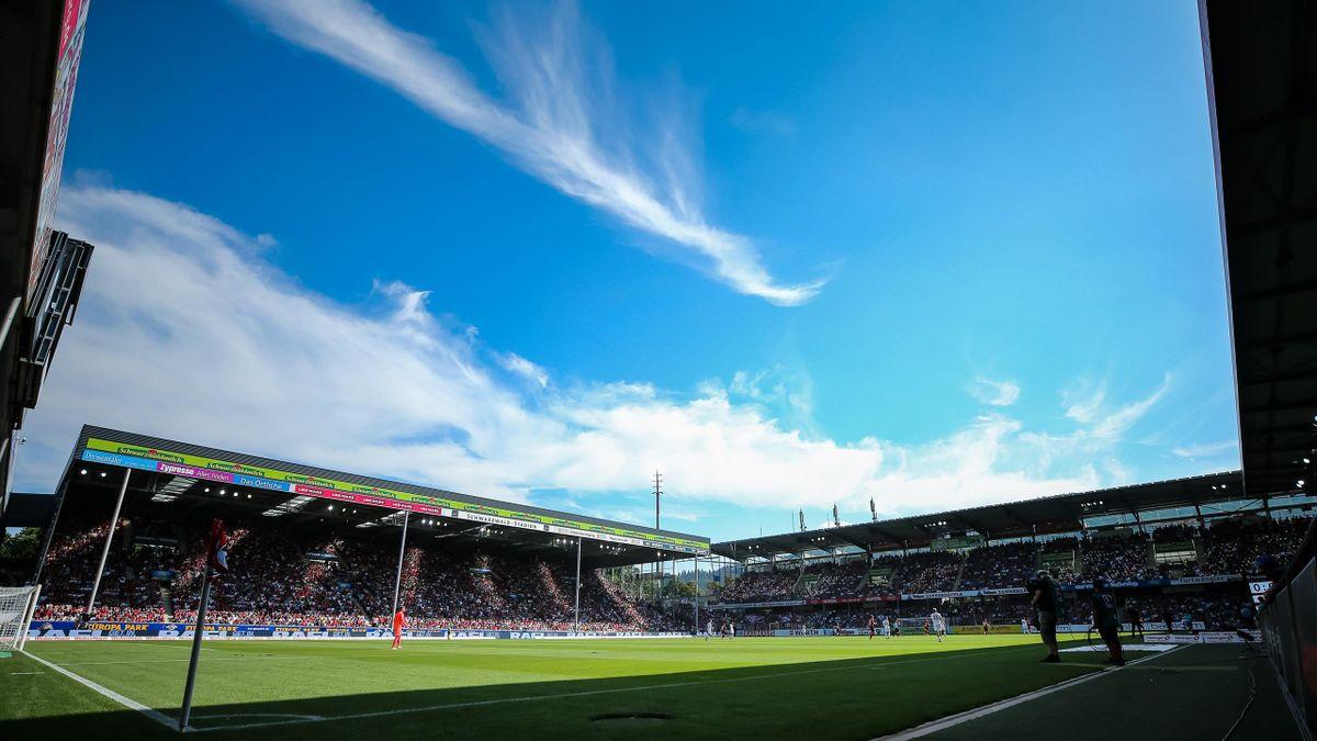 Schwarzwald-Stadion SC Freiburg