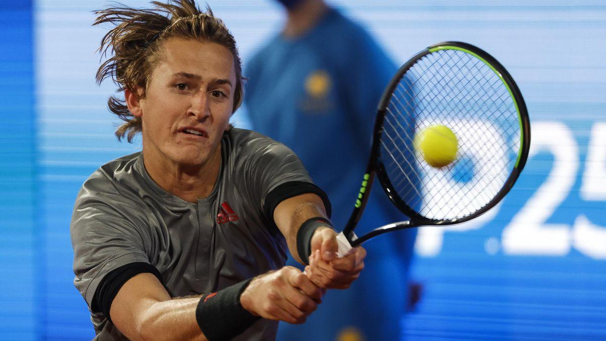 ATP Belgrade : Highlight Bedene vs Korda