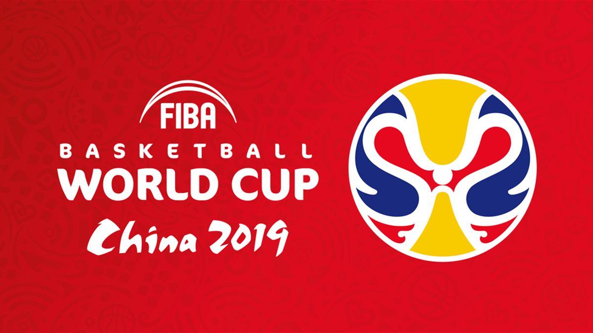 FIBA World Cup 2019 logo