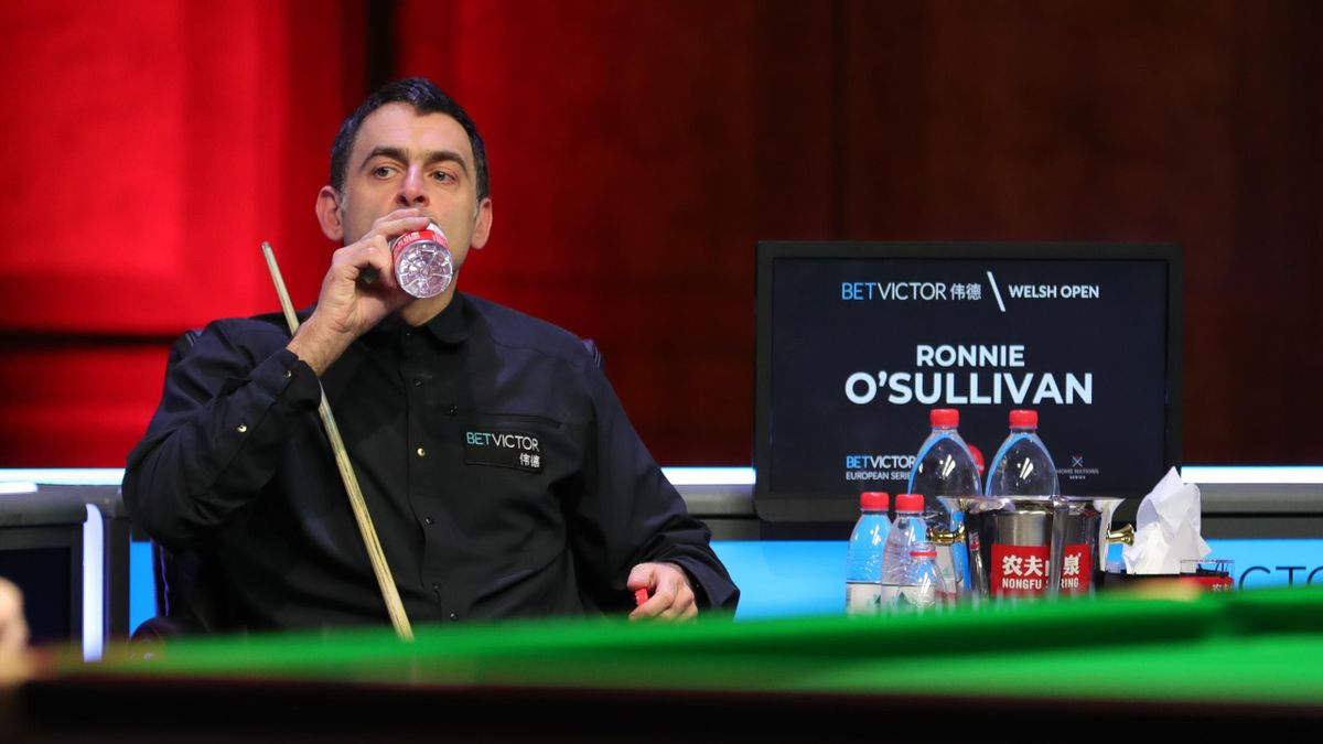Ronnie O'Sullivan | Welsh Open 2021