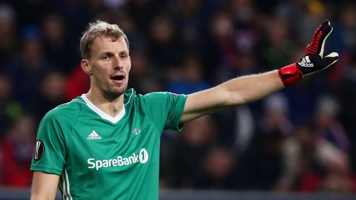 Rosenborg's Andre Hansen