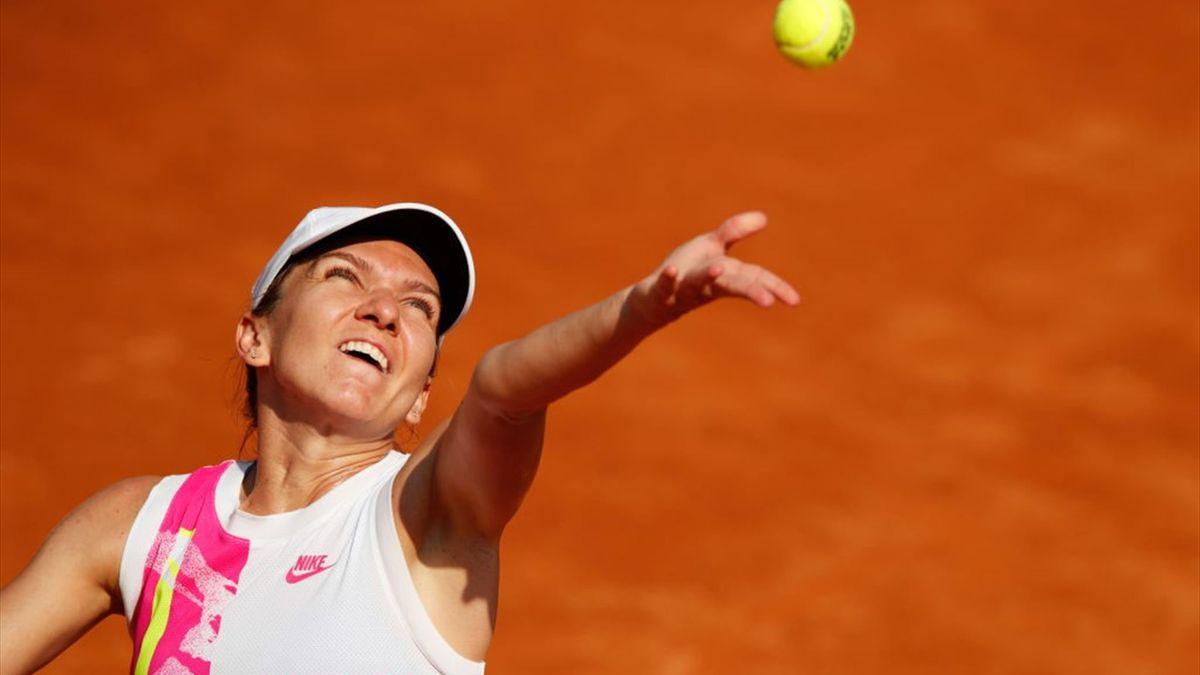Simona Halep debutează la Roland Garros 2020