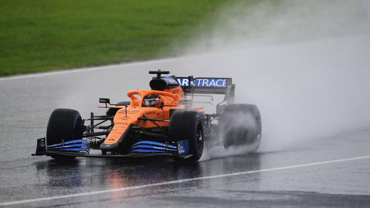 Carlos Sainz (McLaren) - GP of Turkey 2020