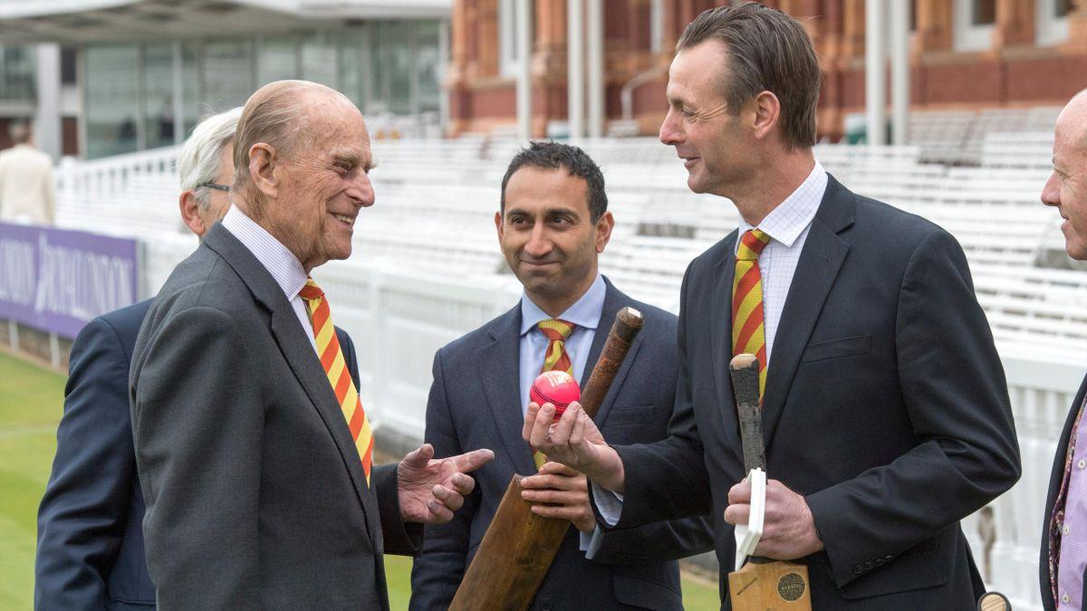 Il principe Filippo era un grande appassionato di Cricket