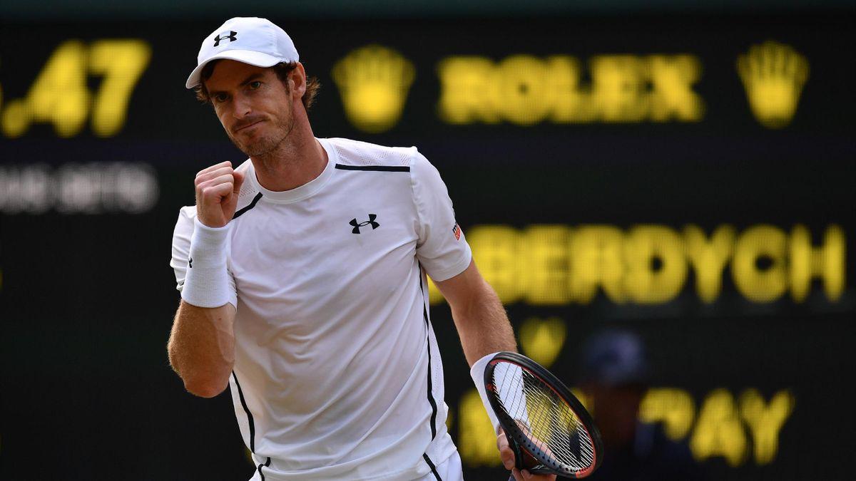 Andy Murray - Wimbledon 2016