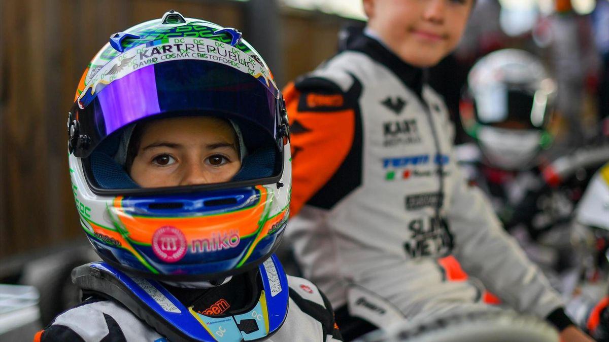 Un român e în elita mondială la Karting. Chiar și italienii l-au luat la ochi