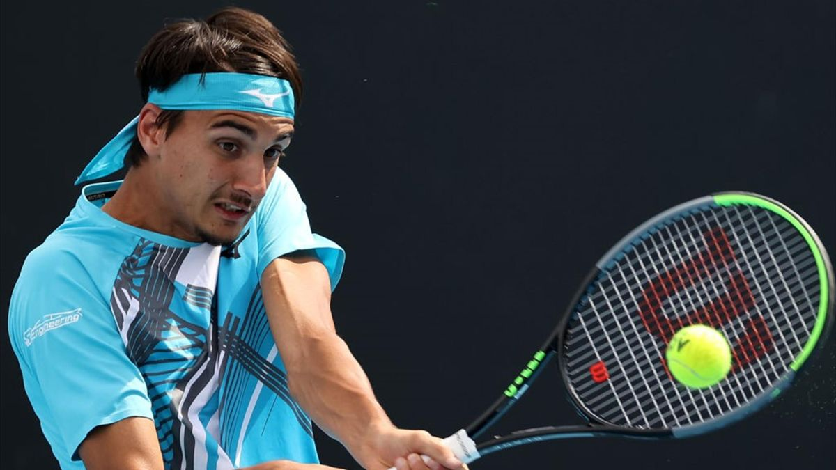 Lorenzo Sonego - Australian Open 2021