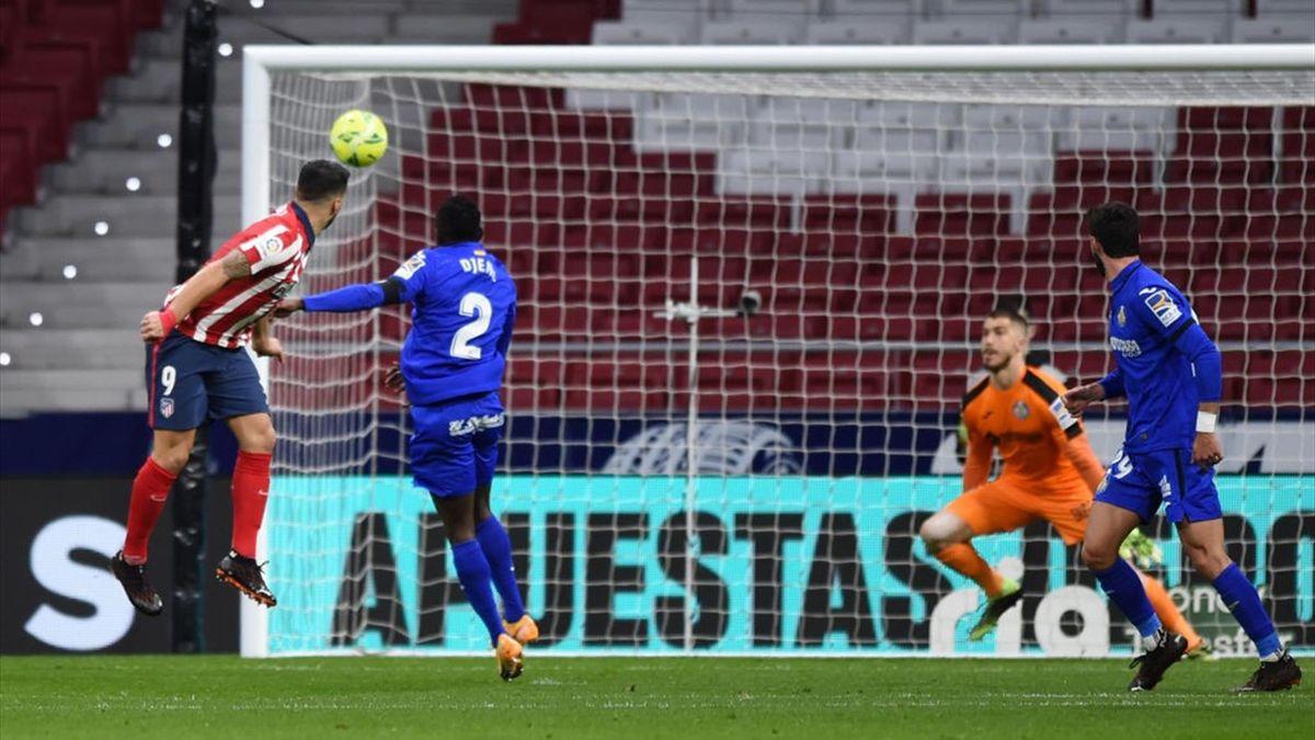 Suárez Atlético Getafe