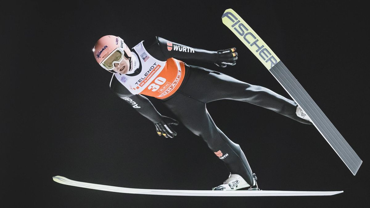 Skispringen, Severin Freund