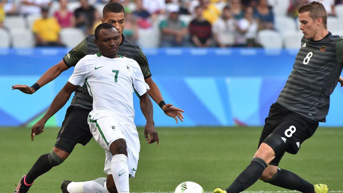 Nigeria-Alemania