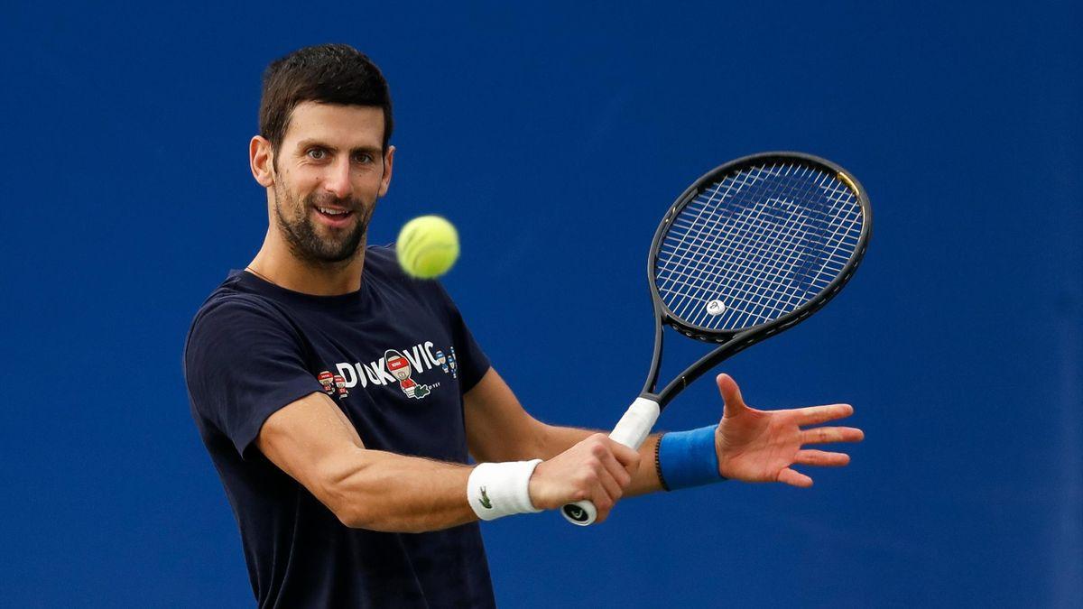 Novak Djokovic Looking To Equal Pete Sampras Record Before