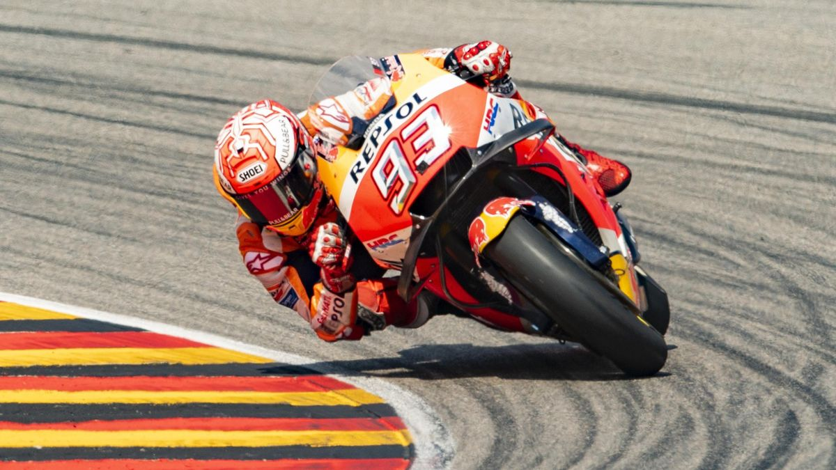 Marc Marquez (Honda HRC) - GP of Germany 2018