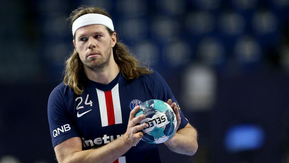 Mikkel Hansen, star du PSG qui va quitter le club en 2022
