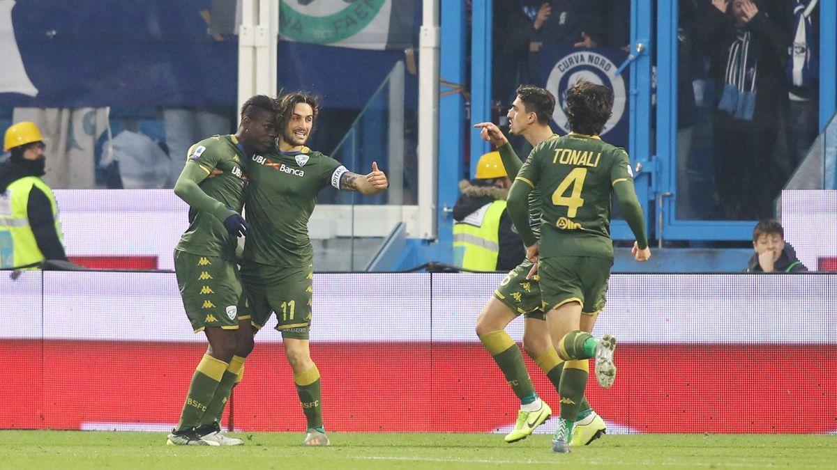 Balotelli - SPAL-Brescia - Serie A 2019/2020 - LaPresse