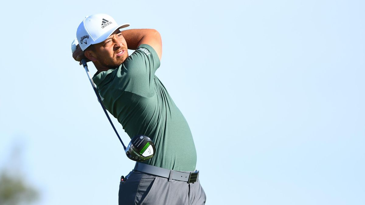 Xander Schauffele | Golf | ESP Player Feature