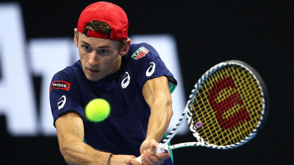 Alex de Minaur | Tennis | ESP Player Feature