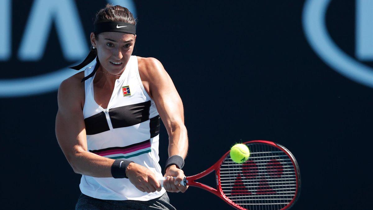 Caroline Garcia / Open d'Australie
