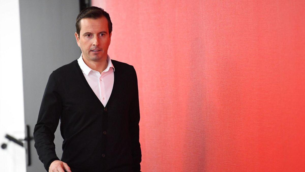 Julien Stéphan (Rennes)