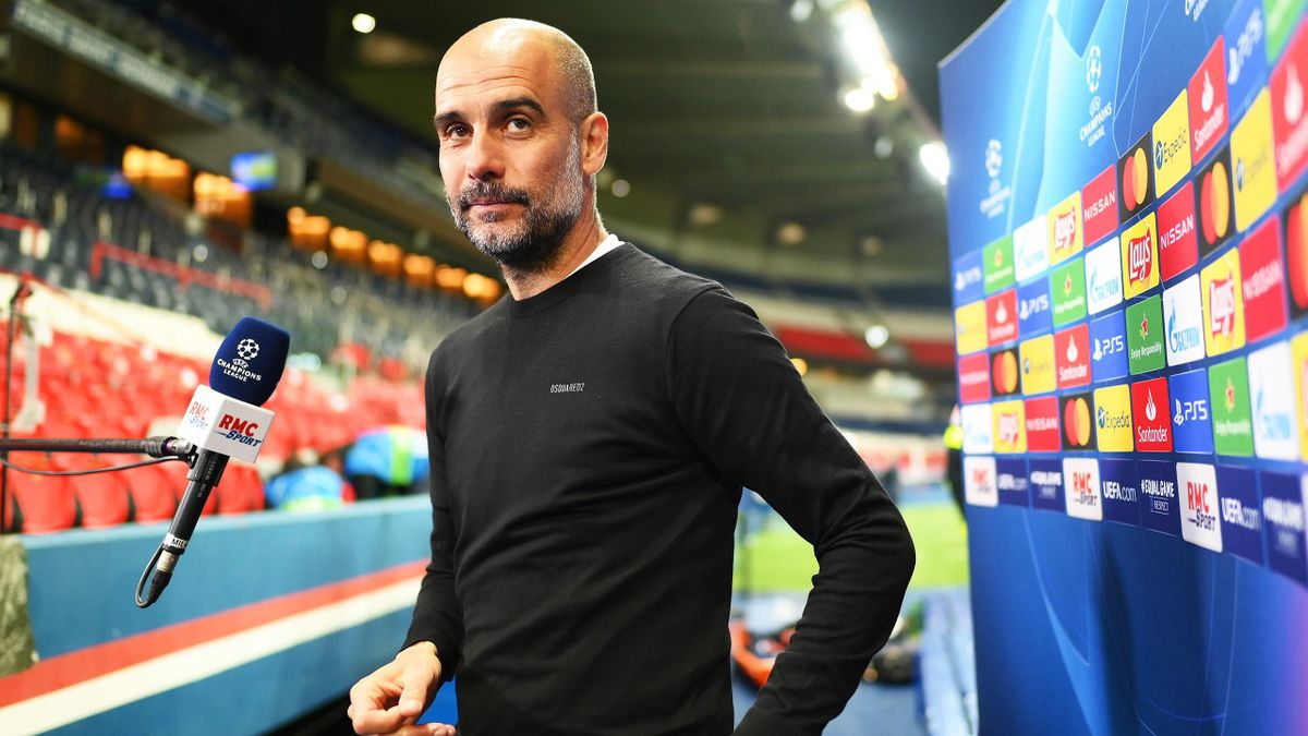 'Guardiola's best European performance since Barcelona days'