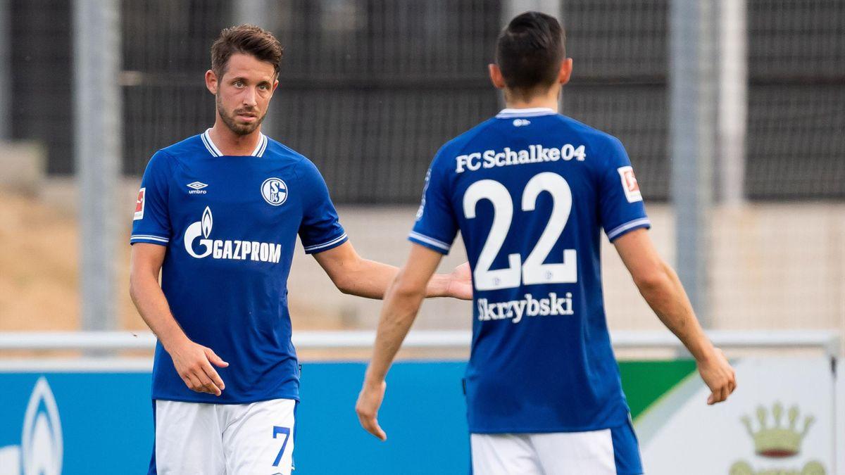 Mark Uth - FC Schalke 04