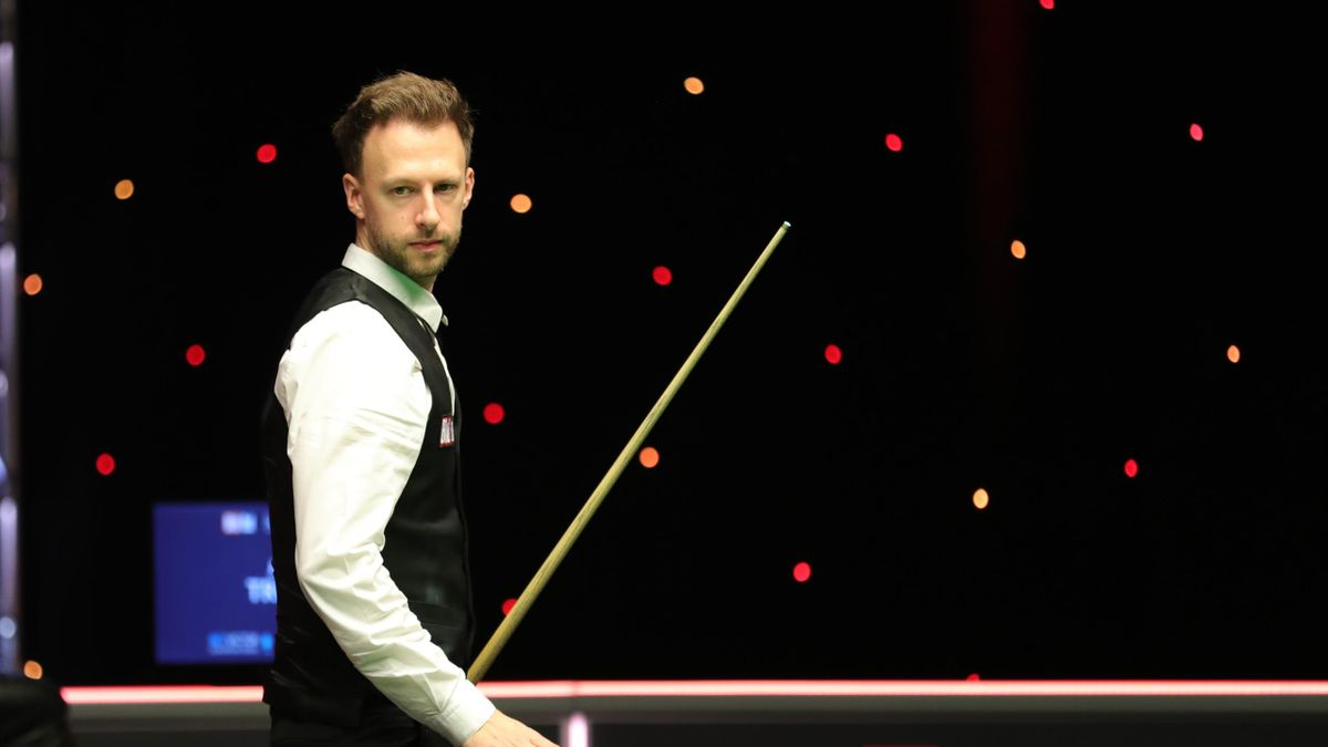 Judd Trump at the German Masters (World Snooker)