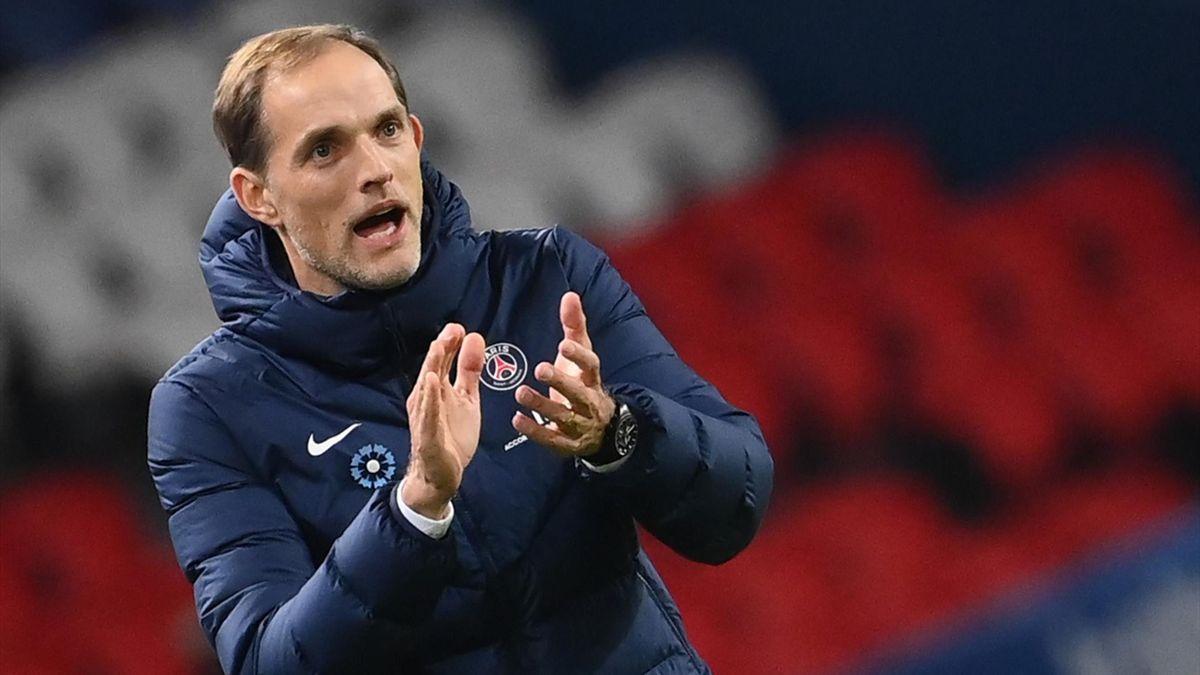 Thomas Tuchel wurde bei PSG entlassen