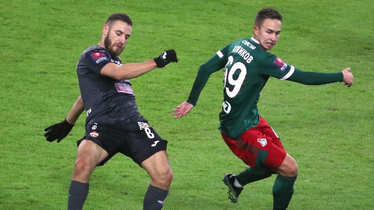 Никола Влашич, «Локомотив» – ЦСКА