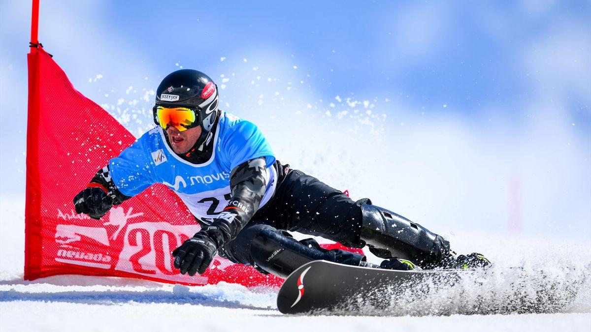 Canadees Jasey-Jay Anderson maakt zich op voor zesde Winterspelen.