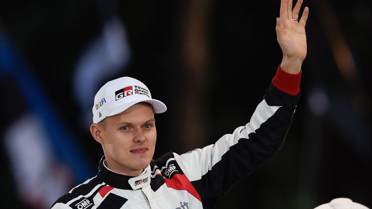 Ott Tänak gewinnt die Rallye-WM