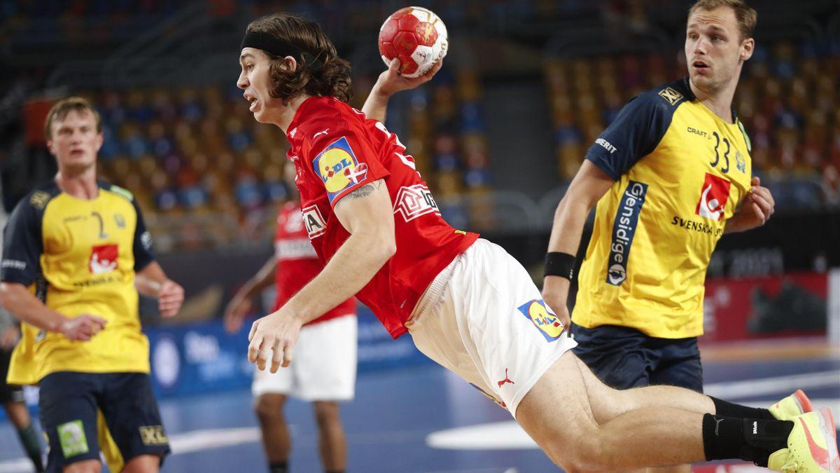 Danmark slo Sverige i finalen.
