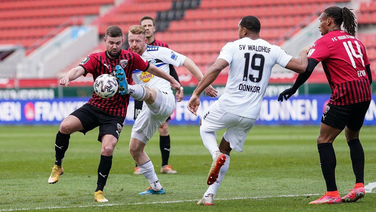Der FC Ingolstadt verliert beim 1. FC Magdeburg